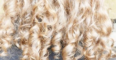 Routine cheveux bouclé pour enfant au Naturel