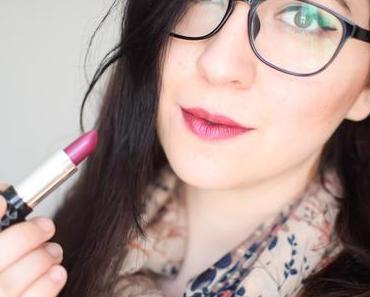 Kat Von D : retour sur deux rouges à lèvres vegan