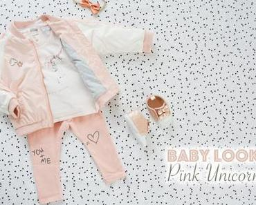 Baby Look - Pink Unicorn
