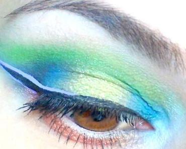 Green and blue halo - Full Spectrum