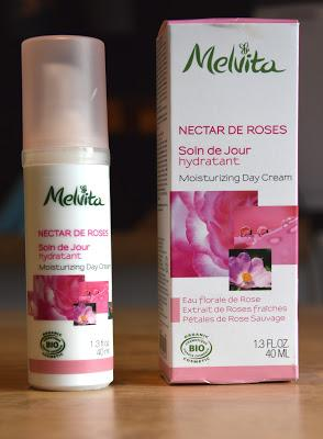 [REVUE] Melvita Nectar de roses : des soins visage qui font du bien...