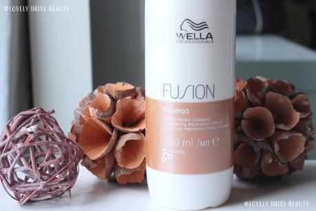 Wella Professionnal Fusion | La routine pour cheveux sensibilisés