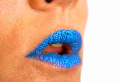 Cut crease bleu azur - MSC