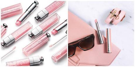 Battle : Dior Addict Lip Glow VS Rouge Perfecto de Givenchy