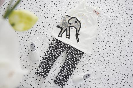Elephant Look avec Kidiliz