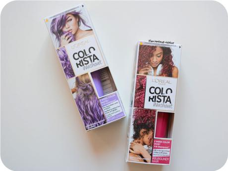 PurpleHair avec Colorista Washout de L'Oréal, on valide ?