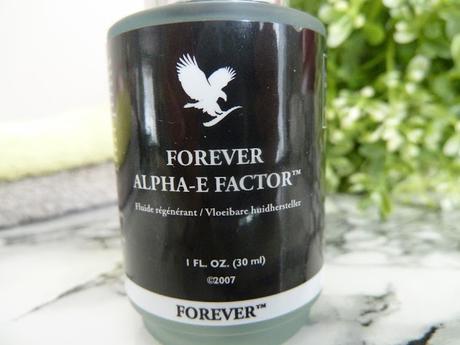 Alpha-E Factor, le fluide régénérateur Forever Living