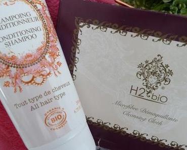 J'ai testé quelques produits H2Bio