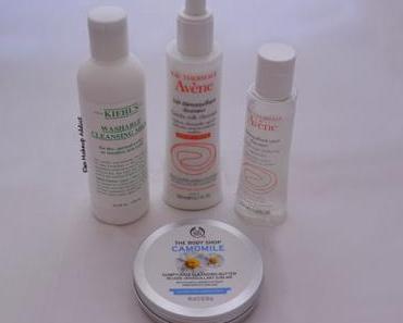 Mes Démaquillants Favoris : Kiehl's, The Body Shop & Avène !