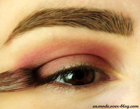 En mode... Maquillage Pink Vice 4 URBAN DECAY