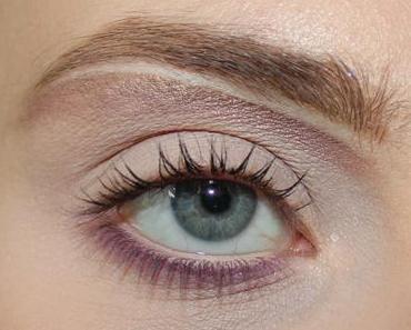 liners fumés violet et bronze