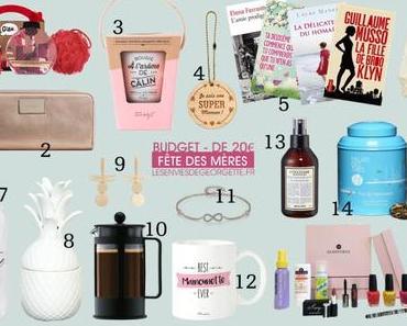 45 idées cadeaux de fête des mères