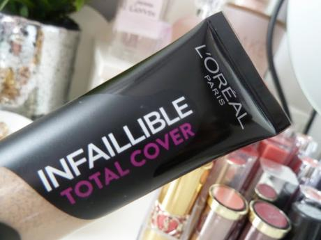 Le Fond de teint Infaillible Total Cover de L'Oréal : top ou flop ?