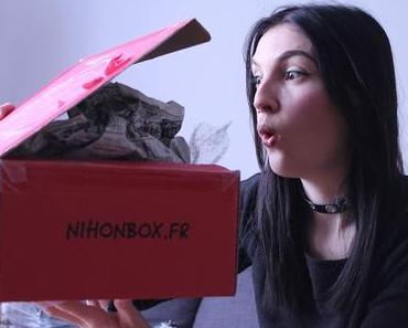 Unboxing#2 - Découverte de la NihonBox d'avril!