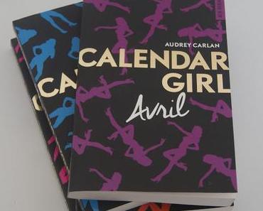 Chronique #106: Calendar Girl Avril