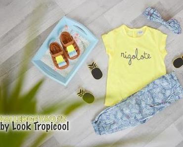 Challenge TAO #2 : Baby Look Tropicool