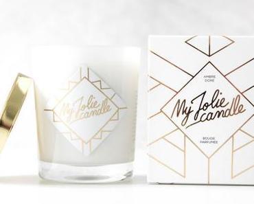 My Jolie Candle: une chouette idée cadeau pour la fête des mères!