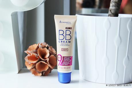 Rimmel BB Cream 9 in 1 | Long Lasting & 24h Hydratation ✨