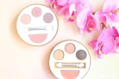maquillage palettes couleur caramel