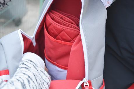 Un sac à langer pour papa : merci Redcastle
