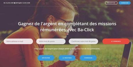 Gagner +, je teste pour vous Ba-Click !