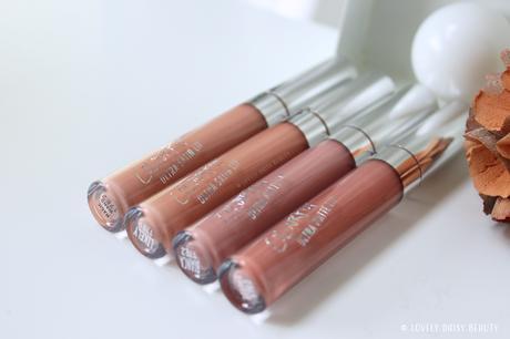 Mes nouveaux nudes de chez ColourPop 🙈