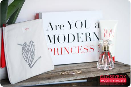 Are You A Modern Princess ? Lanvin X Glossybox
