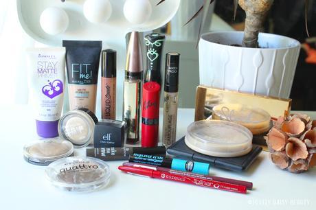 My Ultimate Drugstore Makeup  Favorites | Mes favoris maquillage à petit prix 💸