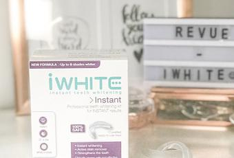 Blanchiment dentaire maison IWhite : Efficace ou pas