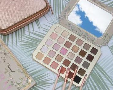 La palette « Natural Love » de Too Faced ! (Démo & Swatches)
