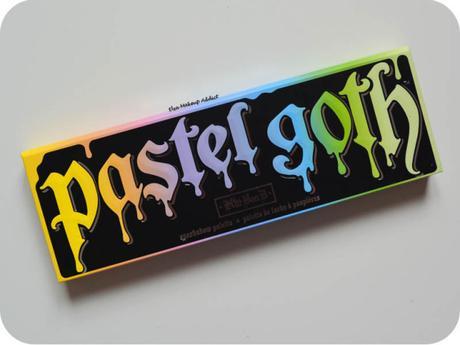 Palette Pastel Goth de Kat von D : de la couleur, en veux-tu en voilà !