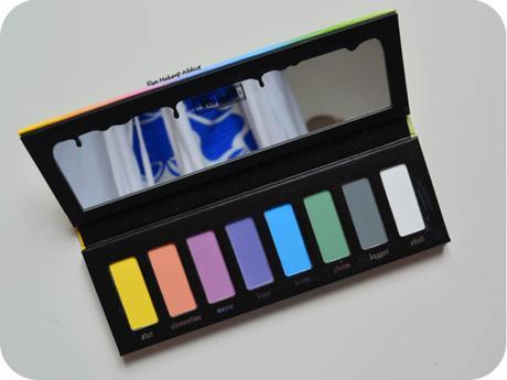 Palette Pastel Goth De Kat Von D De La Couleur En Veux