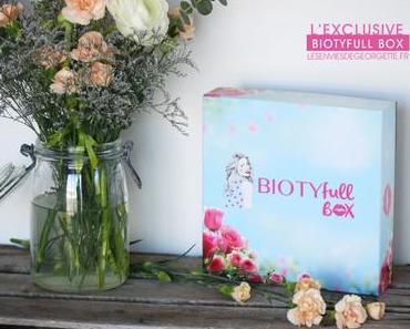 Biotyfull Box : L'exclusive, spéciale fête des mères ! #mai2017