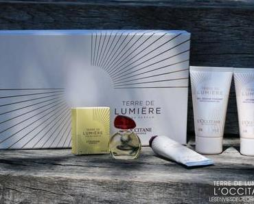 Terre de Lumière : le nouveau parfum L'Occitane*