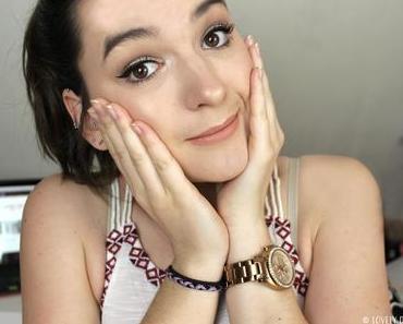 Je suis une blogueuse beauté en carton 🙈😅