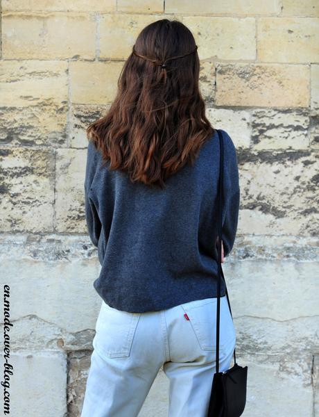 En mode... 501 Levi's jean style