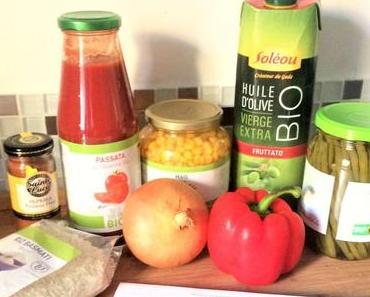 Manger bio et pas cher c'est maintenant possible avec BOTANIC !