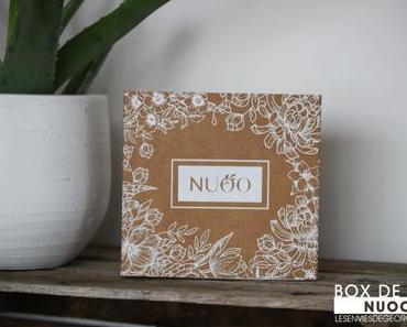 Nuoo de mai : ma première Nuoo Box !