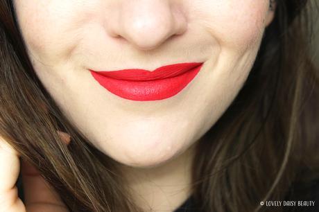 Alexis Ren X ColourPop ❤️ | Mon liquid lipstick rouge pour l'été