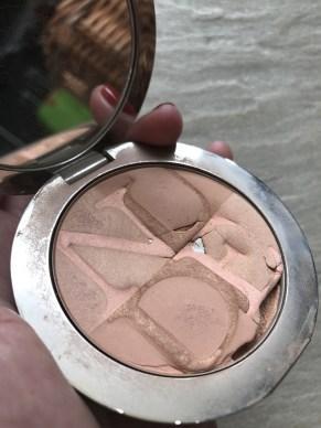 Dior Nude Tan