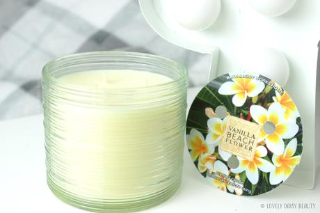 Vanilla Beach Flower 🌴🌸| Bath & Body Works