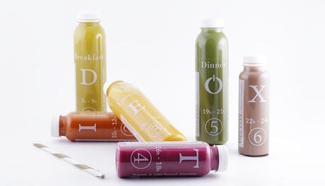 cure detox dietox summer edition
