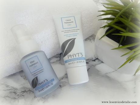 Hydratation et fraîcheur avec la gamme Aqua Phyt's