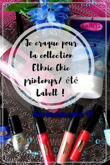 Je craque pour la collection Ethnic Chic printemps/ été Labell !