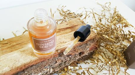 News K-Beauty : Un Sérum Naturel et Anti-âge au Ginseng - I'm From