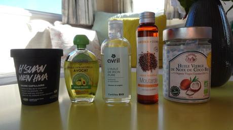 Empties#4 – Mes produits terminés