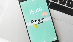 Wallpaper Summer time