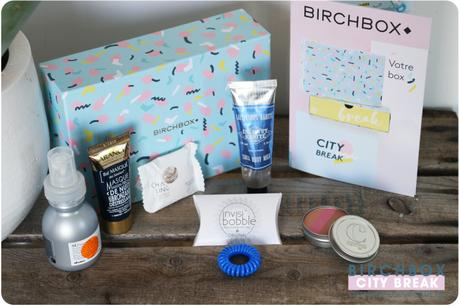 Birchbox City Break #juin2017