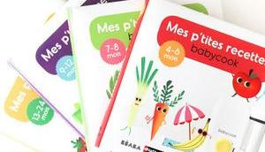 Instant maman p'tites recettes babycook
