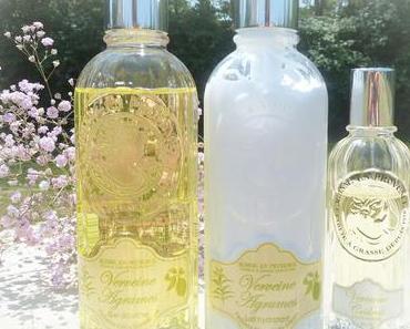 Bain de fraîcheur avec la gamme verveine de Jeanne en Provence (+concours)